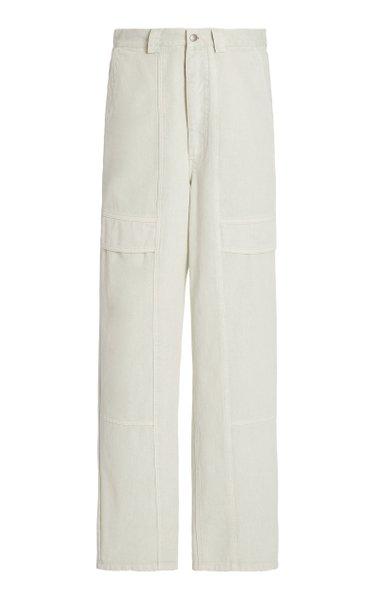 Hildur Straight-Leg Cargo Jeans