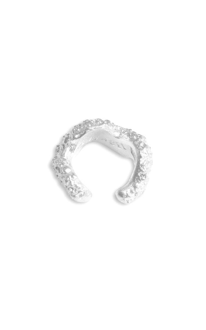 Aurea Sterling Silver Ear Cuff
