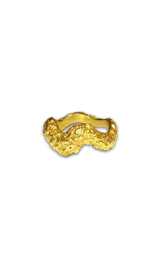 Aurea 18k Gold Vermeil Ring