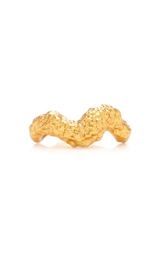 Aurea 18k Gold Vermeil Ring