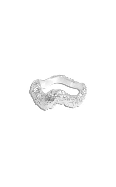 Aurea Sterling Silver Ring