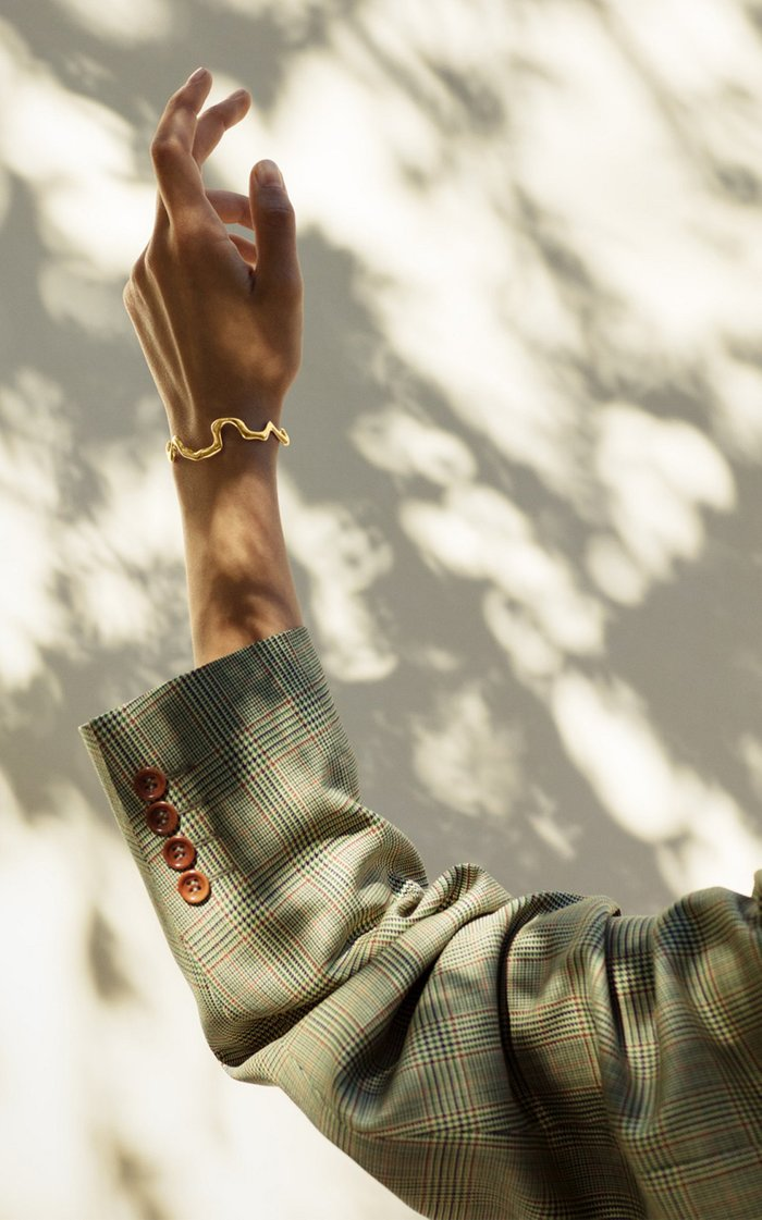 Radix 18k Gold Vermeil Bracelet