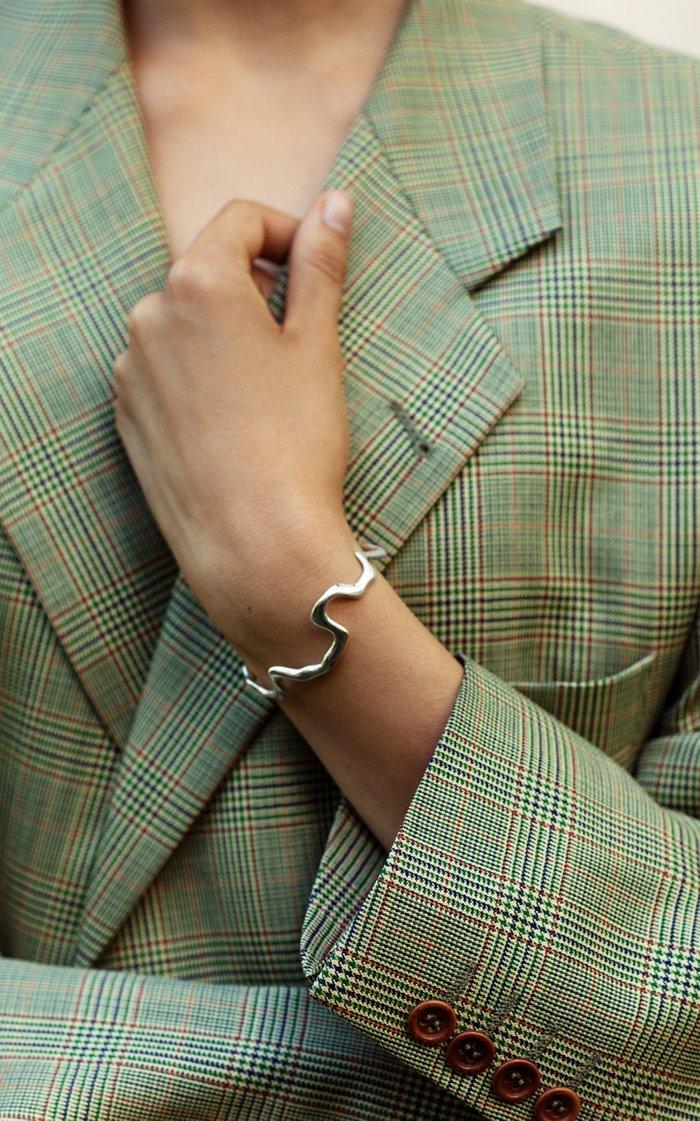 Radix Sterling Silver Bracelet