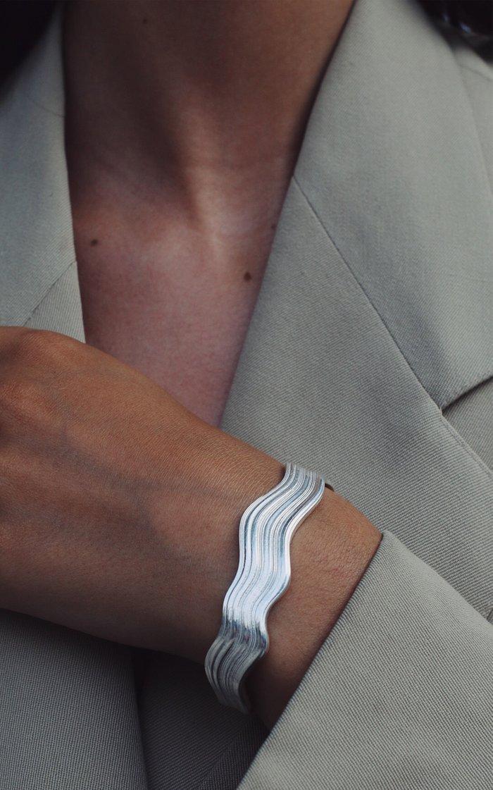 Abluvio Sterling Silver Bracelet