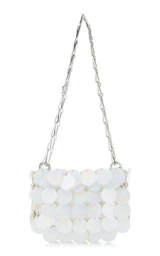 Nano Sparkle Paillette-Embellished Bag