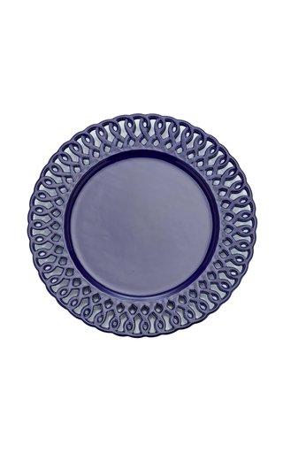 Pierced Round Platter