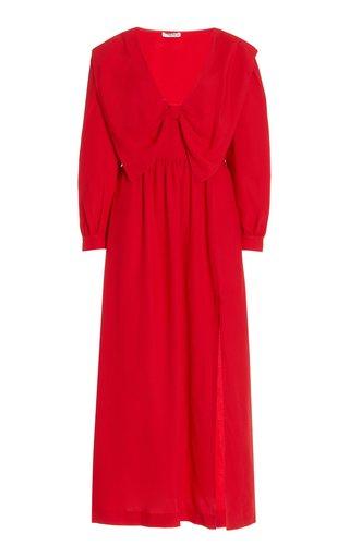 Satin Sable Dress