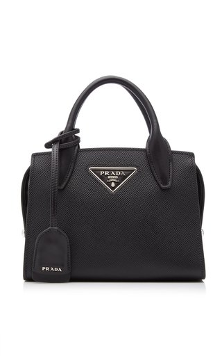 Small Saffiano Leather Bag