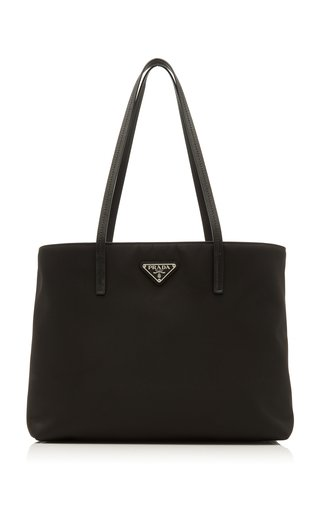 Logo-Detailed Nylon Tote Bag