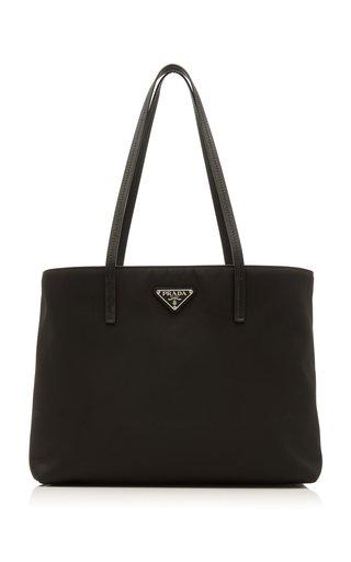 Logo-Detailed Nylon Tote Bag