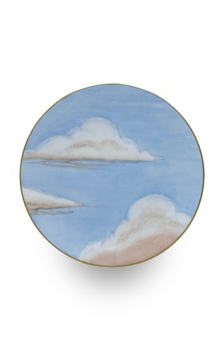 Set-of-Two, Ciels Bleus Dessert Plate