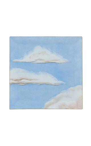 Ciels Bleus Square Tray