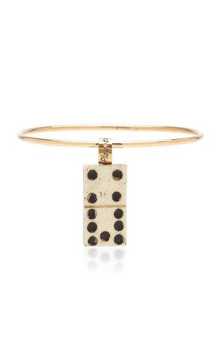 Play the Game 9K Rose Gold Diamond Bracelet