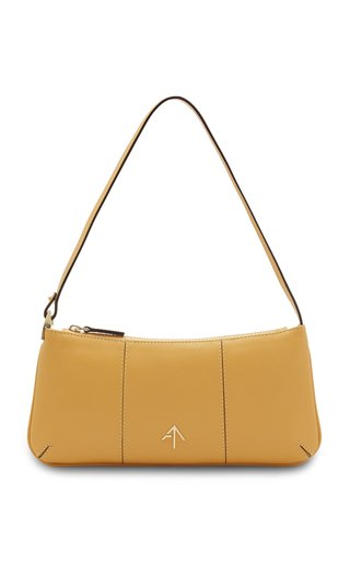 Pita Soft Leather Shoulder Bag