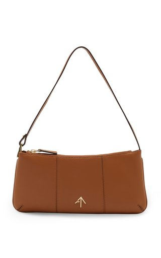 Pita Leather Shoulder Bag