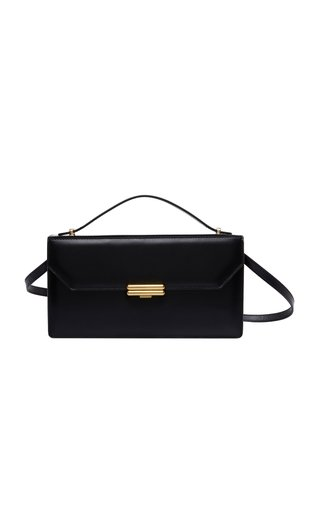 Jackie Leather Crossbody Bag