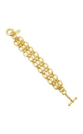 Chloe 24K Gold-Plated Bracelet