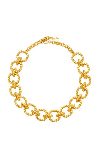 Avani 24K Gold-Plated Chain Necklace