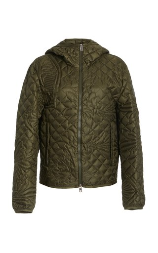 1 Moncler JW Anderson Whitby Quilted Hooded Jacket
