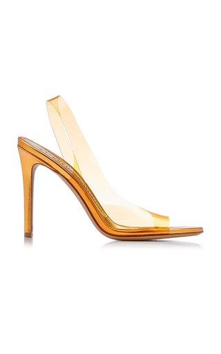 Amber PVC Slingback Sandals
