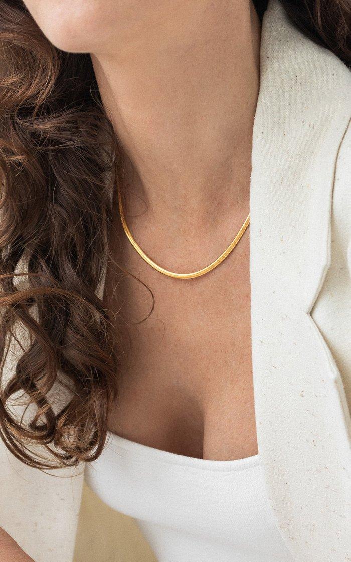 Vero 18K Vermeil Chain Necklace