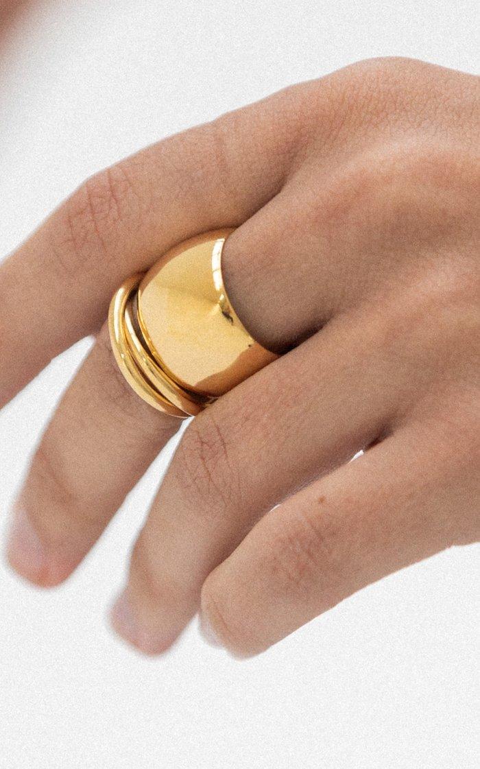 Better Together 14K Vermeil Ring