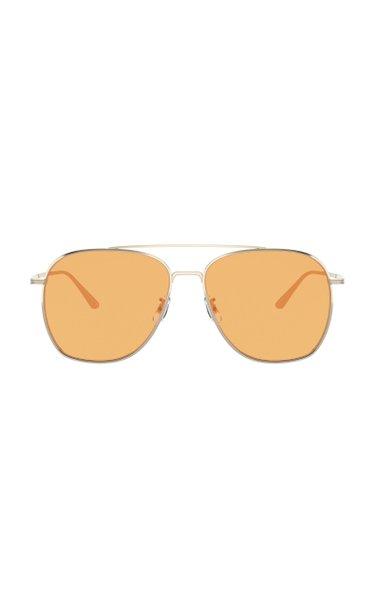Ellerston Metal Aviator Sunglasses