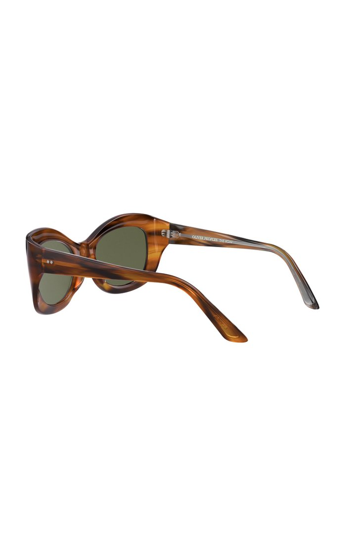 Edina Acetate Cat-Eye Sunglasses