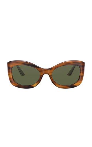 Edina Acetate Cat-Eye Sunglasses