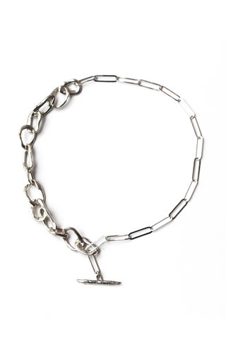 Louise Chain Sterling Silver Necklace