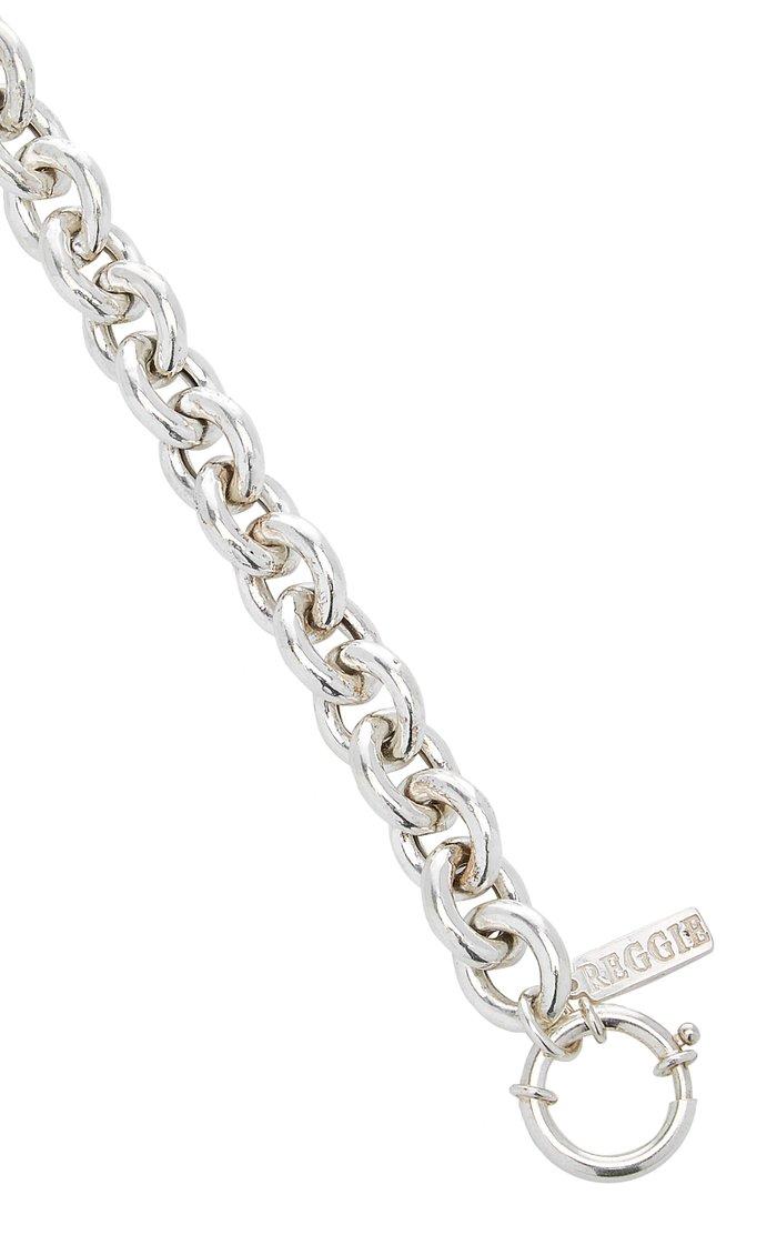 Vivi Sterling Silver Chain Bracelet