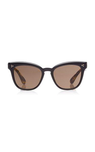 Marianela Cat-Eye Acetate Sunglasses