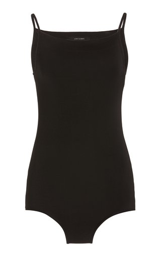 Stretch-Jersey Bodysuit