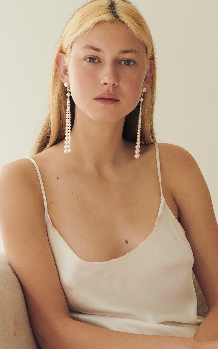 Peggy Opera Earrings