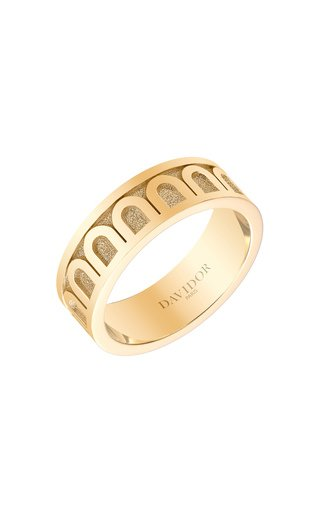 L'Arc 18K Yellow Gold Ring