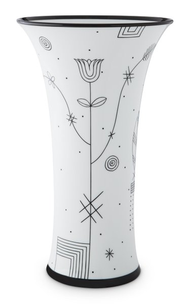 Trumpet Flower Vase