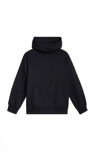 Monogram Organic Cotton-Blend Hoodie