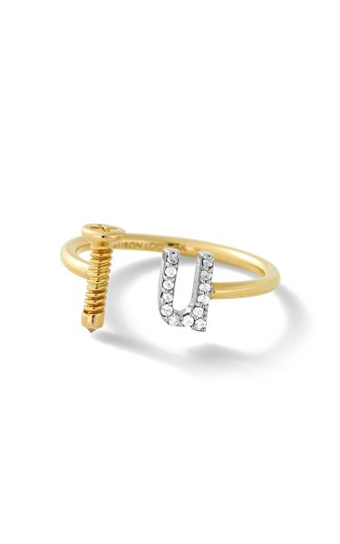 Screw U Ring