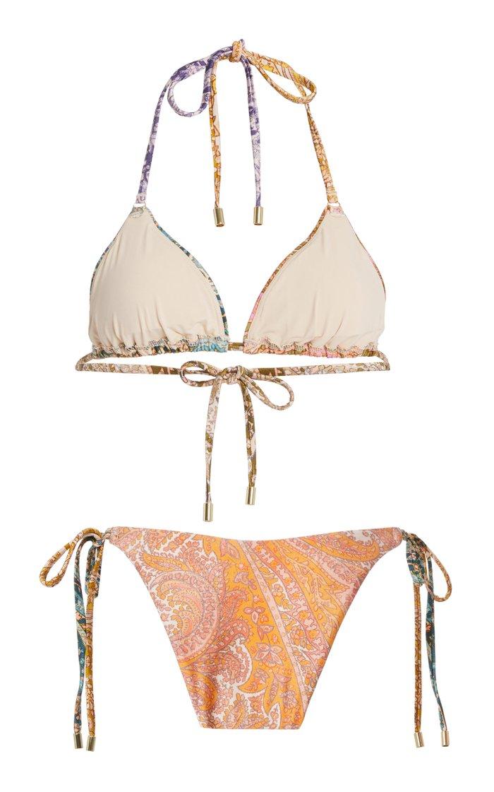 Brighton Mini Triangle Bikini Set