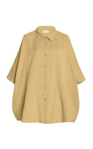 Exclusive Lula Oversized Cotton-Blend Shirt