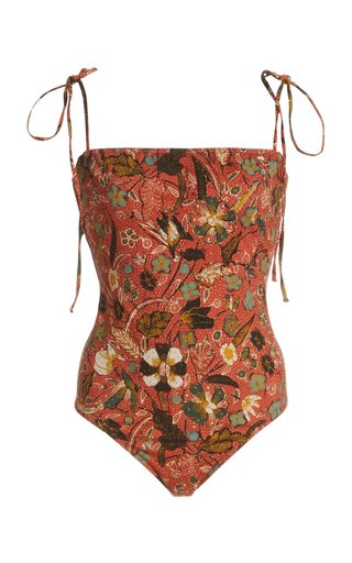 Marisol Printed One-Piece Swimsuit
