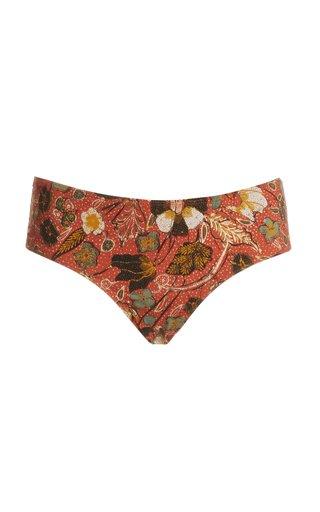 Dani Floral Bikini Bottoms