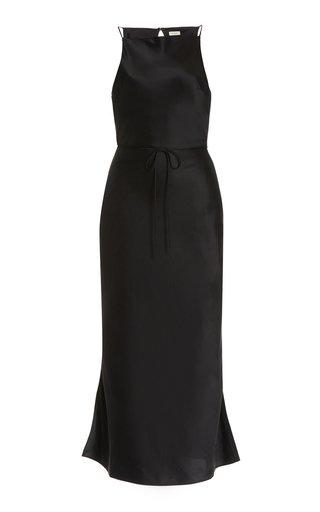 Jules Silk Maxi Slip Dress