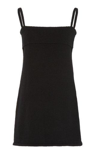 Amelia Knit Cotton Tunic Top
