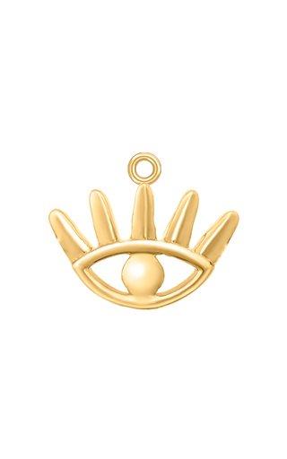 Keepsakes Little Eye 18K Yellow Gold Charm