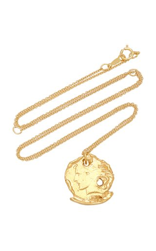 The Forgotten Memory 24k Gold-Plated Necklace
