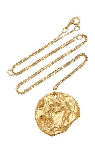 The Kindred Souls 24k Gold-Plated Choker Necklace