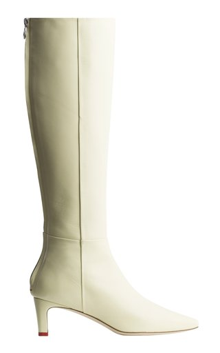 Sidney Leather Knee High Boots
