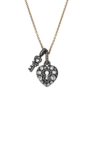 Palace Heritage 18K Yellow Gold Diamond Necklace