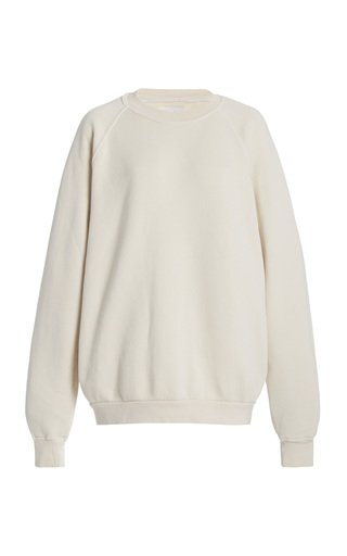 Classic Fleece Classic Raglan-Sleeve Cotton Sweatshirt